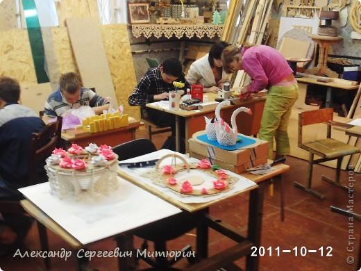 В мастерской Детского Дома фото 10