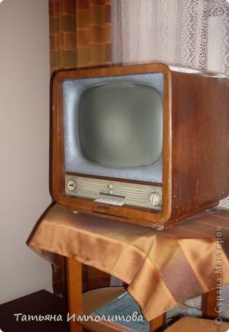 Зачем здесь фото старого телевизора скоро узнаете... фото 1