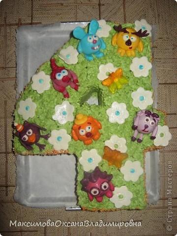 Торт на заказ фото 1