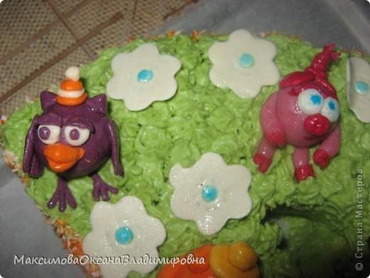 Торт на заказ фото 3