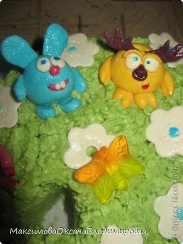 Торт на заказ фото 4