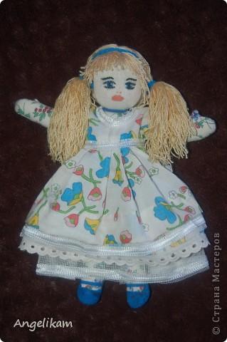 Кукла Сонечка. фото 1