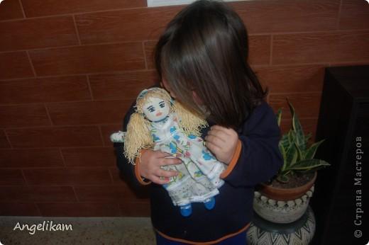 Кукла Сонечка. фото 2