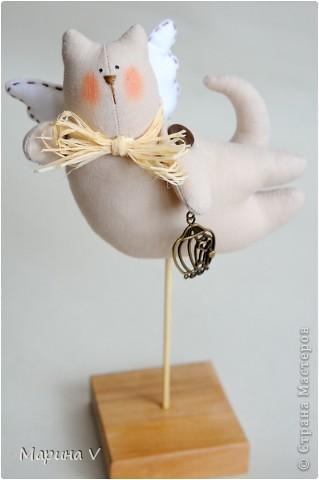 Ангельский мартовский котик летит навстречу своей любимой, чтобы отдать ей навеки свое сердце(которое томится в душевной клети)))) фото 1