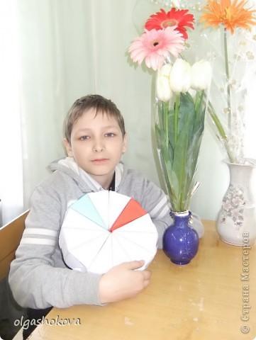 """Тортик  Мироновой Анастасии 5 """"Б"""" класс  фото 5"""