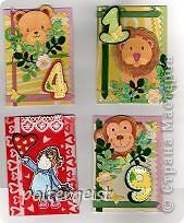 атс-игра маленькие рукодельницы,надеюсь мои карточки до всех дойдут... фото 10