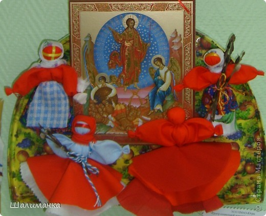приближается православный праздник Пасха. решила показать прошлогоднюю работу. фото 2