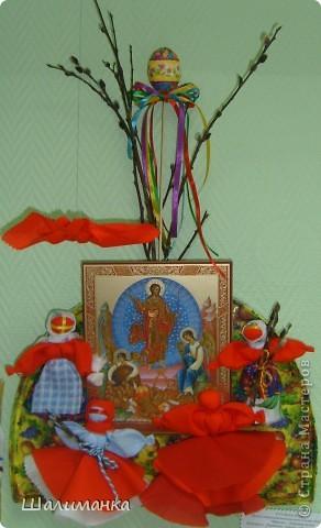 приближается православный праздник Пасха. решила показать прошлогоднюю работу. фото 1