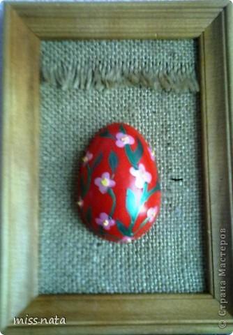 Вот такие пасхальные яйца получились. А МК можно найти тут https://stranamasterov.ru/node/335398 фото 2