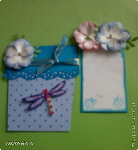 Эти открытки я сделала на 8 марта. Увидела такие открытки еще в прошлом году у Ирины (Голубка) https://stranamasterov.ru/node/168766. фото 9