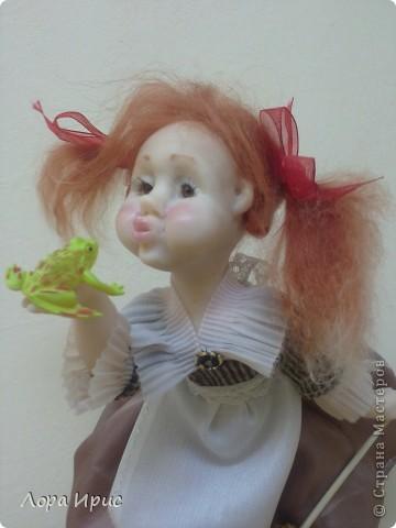 Дорогие, Мастерицы! Представляю вам мою новую куколку. фото 2