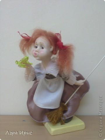 Дорогие, Мастерицы! Представляю вам мою новую куколку. фото 1