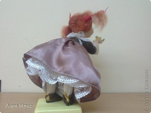 Дорогие, Мастерицы! Представляю вам мою новую куколку. фото 5