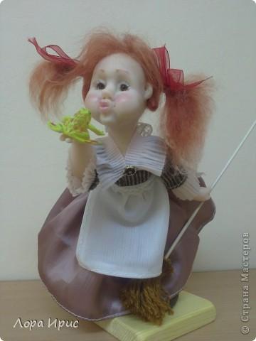 Дорогие, Мастерицы! Представляю вам мою новую куколку. фото 6