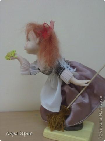 Дорогие, Мастерицы! Представляю вам мою новую куколку. фото 3