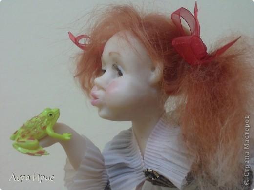 Дорогие, Мастерицы! Представляю вам мою новую куколку. фото 4