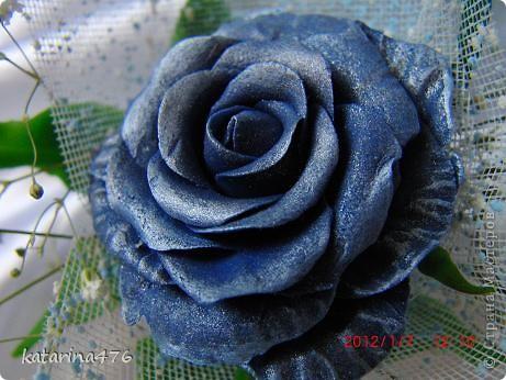 захотелось сделать такую розу фото 3