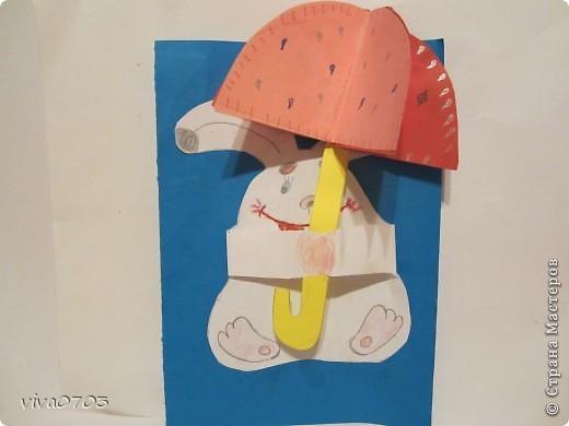Павел назвал работу- Мышонок в сырном домике. фото 2