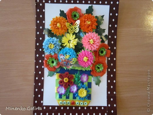 """Накануне 8 марта в нашем 2 классе прошёл праздник """"Супербабусі 2012 """". К празднику,кроме поздравлений нужно было приготовить подарки. фото 18"""
