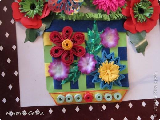 """Накануне 8 марта в нашем 2 классе прошёл праздник """"Супербабусі 2012 """". К празднику,кроме поздравлений нужно было приготовить подарки. фото 21"""