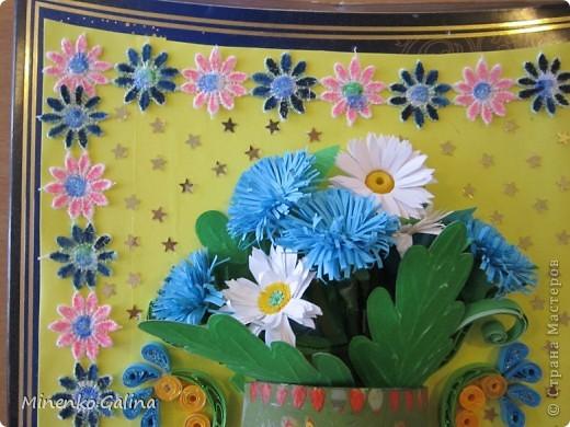 """Накануне 8 марта в нашем 2 классе прошёл праздник """"Супербабусі 2012 """". К празднику,кроме поздравлений нужно было приготовить подарки. фото 22"""