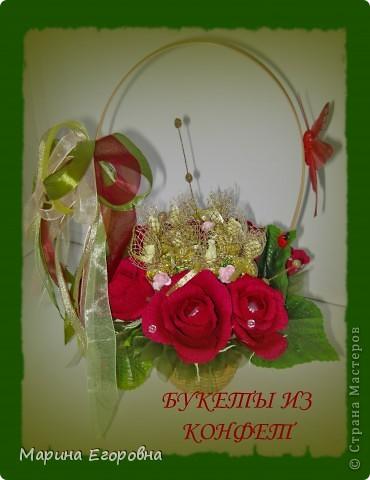 конфетное сердечко фото 6