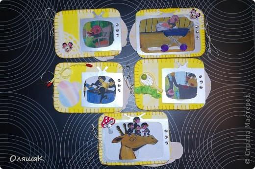 """Вот и мой отчёт по игре, все карточки прелестны, такие разные и у каждого """"своё детство""""!!!! фото 8"""