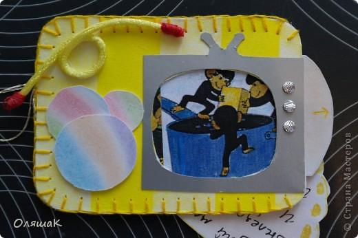 """Вот и мой отчёт по игре, все карточки прелестны, такие разные и у каждого """"своё детство""""!!!! фото 15"""