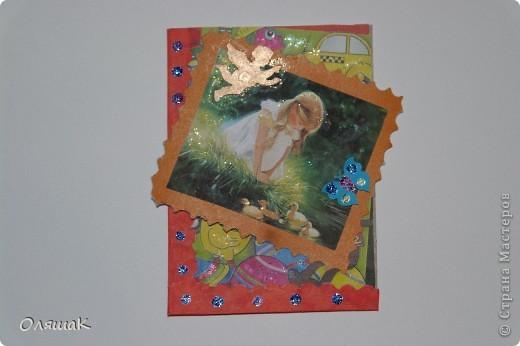 """Вот и мой отчёт по игре, все карточки прелестны, такие разные и у каждого """"своё детство""""!!!! фото 6"""