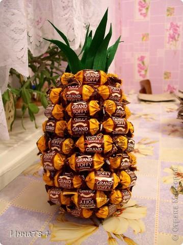 Сладкий ананас )