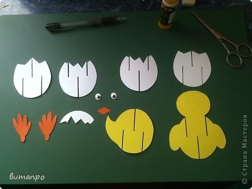 Предлагаю вашему вниманию, поучиться складывать картинки киригами.  фото 3