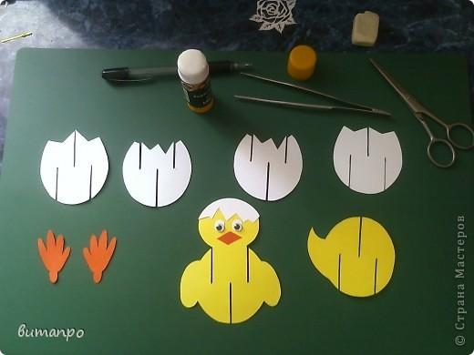 Предлагаю вашему вниманию, поучиться складывать картинки киригами.  фото 4