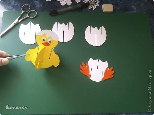 Предлагаю вашему вниманию, поучиться складывать картинки киригами.  фото 6