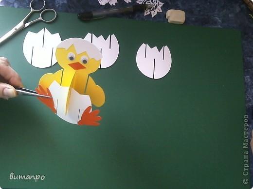 Предлагаю вашему вниманию, поучиться складывать картинки киригами.  фото 7