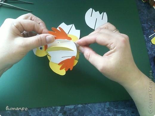 Предлагаю вашему вниманию, поучиться складывать картинки киригами.  фото 10