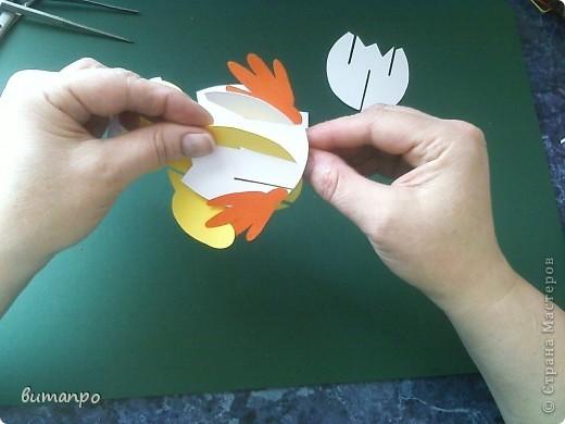Предлагаю вашему вниманию, поучиться складывать картинки киригами.  фото 11