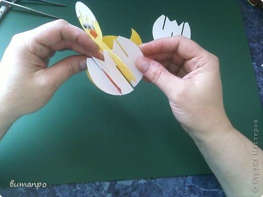 Предлагаю вашему вниманию, поучиться складывать картинки киригами.  фото 12