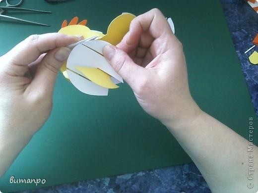 Предлагаю вашему вниманию, поучиться складывать картинки киригами.  фото 14