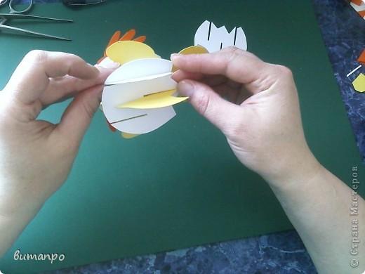 Предлагаю вашему вниманию, поучиться складывать картинки киригами.  фото 16