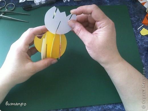 Предлагаю вашему вниманию, поучиться складывать картинки киригами.  фото 18