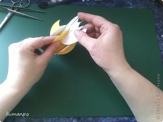 Предлагаю вашему вниманию, поучиться складывать картинки киригами.  фото 19
