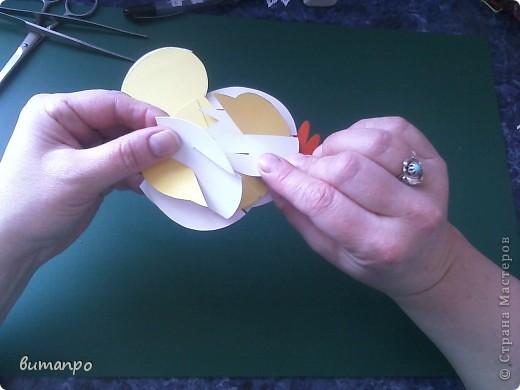Предлагаю вашему вниманию, поучиться складывать картинки киригами.  фото 20
