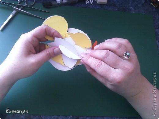 Предлагаю вашему вниманию, поучиться складывать картинки киригами.  фото 21