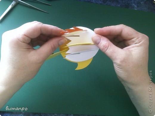 Предлагаю вашему вниманию, поучиться складывать картинки киригами.  фото 23