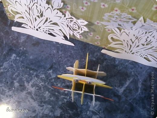 Предлагаю вашему вниманию, поучиться складывать картинки киригами.  фото 28