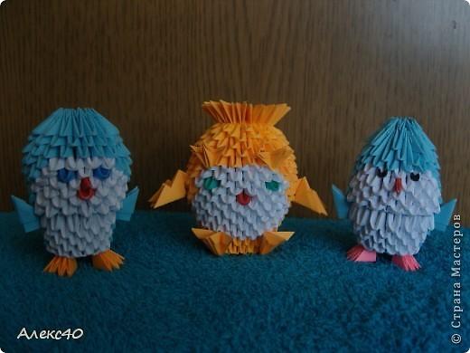 Птенчики малыши фото 1