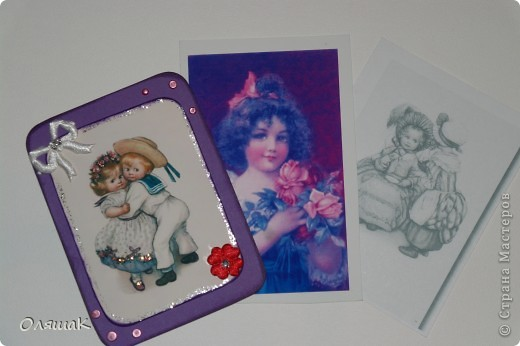 """Вот и мой отчёт по игре, все карточки прелестны, такие разные и у каждого """"своё детство""""!!!! фото 7"""