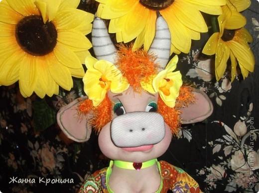 Это не просто коровушка- она благородных кровей! Принцесса! фото 3
