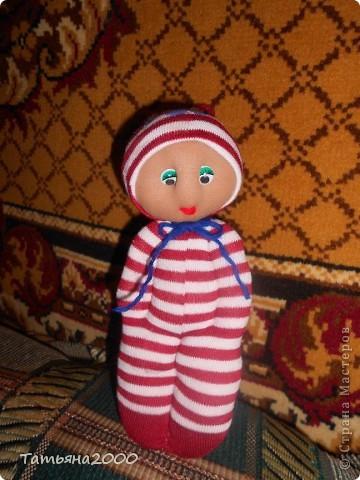 Куколки из носков фото 2