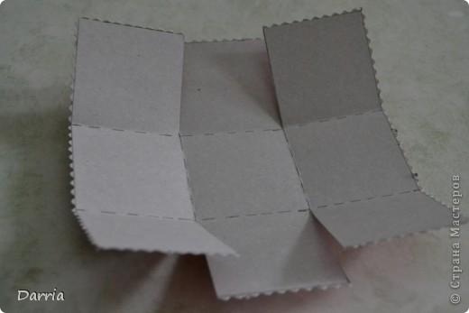 Всем доброго дня!!! Хочу предложить вам сделать корзинки из картона к пасхе. В них можно положить конфетки, яйцо и вообще все что вам захочется! фото 9